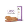 Дамски всекидневни ортопедични стелки метатарзални L605W