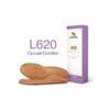 Дамски всекидневни ортопедични стелки плоскостъпие L620W