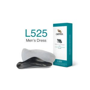 Мъжки ортопедични стелки официални метатарз. и плоскост. L525M