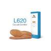 Мъжки всекидневни ортопедични стелки плоскостъпие L620M