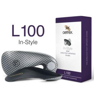 Мъжки ортопедични стелки за елегантни обувки L100M