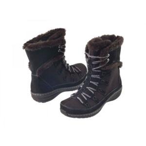 Удобни дамски ботуши BB160 черни