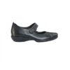 Дамски ортопедични обувки EF350 черни