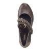 Дамски ортопедични обувки EL223 сиви