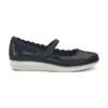 Ортопедични обувки Aetrex June цвят черен