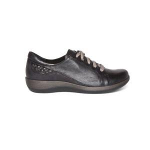 Удобни дамски обувки DM300 черни