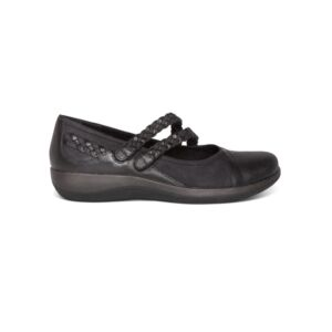 Удобни дамски обувки DM450 черни