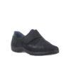Удобни дамски обувки HENNI SOFT черни