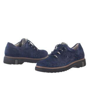 Удобни дамски обувки HITOMI сини