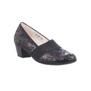 Удобни дамски обувки HILARIA HEEL черни