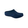 Удобни дамски чехли L5002W сини