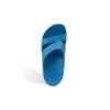 Удобни дамски джапанки L9006W сини