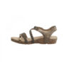 Дамски ортопедични обувки цвят бронз sc454