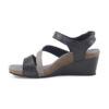 Дамски ортопедични сандали EW110 черни