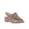 Удобни дамски сандали цвят бежав MERLE SND 3L BEIGE