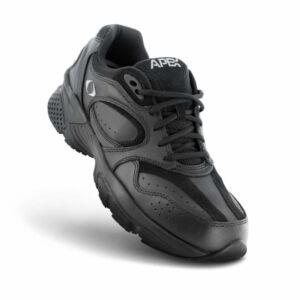 Дамски ортопедични маратонки X801W черни