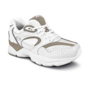 Дамски ортопедични маратонки X821W бели