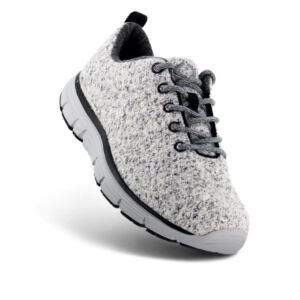 Дамски ортопедични маратонки A8000W сиви