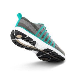 Дамски ортопедични маратонки A7000W сини