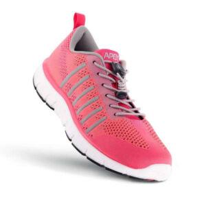 Дамски ортопедични маратонки A7200W розови