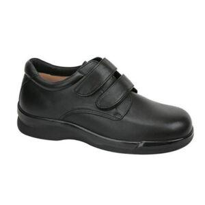 Дамски ортопедични обувки 1260W черни