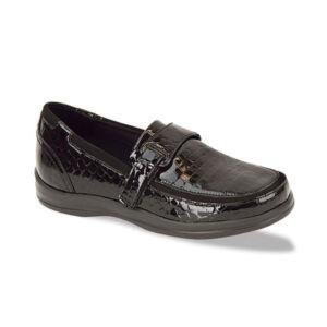 Дамски ортопедични обувки A205 черни