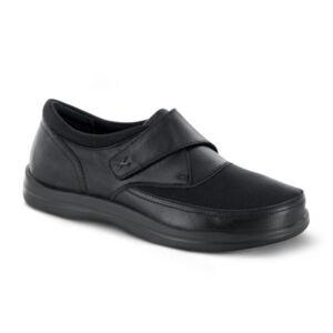 Дамски ортопедични обувки A720 черни
