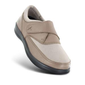 Дамски ортопедични обувки A723 бежови