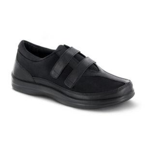 Дамски ортопедични обувки A730 черни