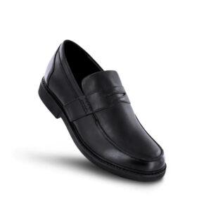 Удобни мъжки обувки LT200 черни