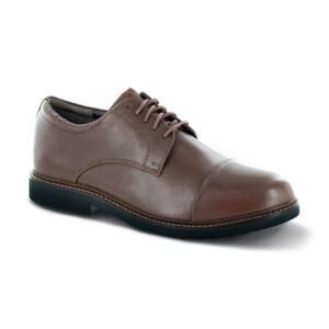 Удобни мъжки обувки LT610 кафяви