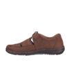 Удобни мъжки обувки HERWIG AIR 19 кафяви
