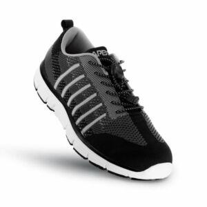 Мъжки ортопедични маратонки А7000М черни