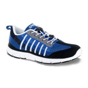 Мъжки ортопедични маратонки A7100M сини