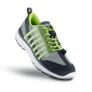 Мъжки ортопедични маратонки A7200M зелени