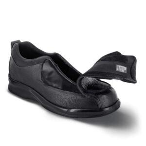 Мъжки ортопедични обувки B5000 черни