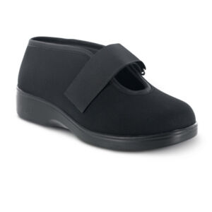 Ортопедични обувки T1201 черни