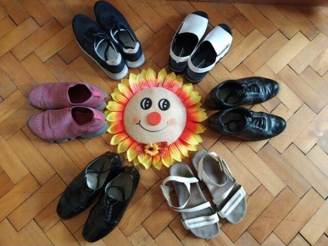 Колекция шест чифта обувки от Orto's