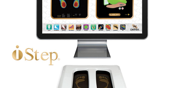 Компютърна диагностика на стъпалото с iStep