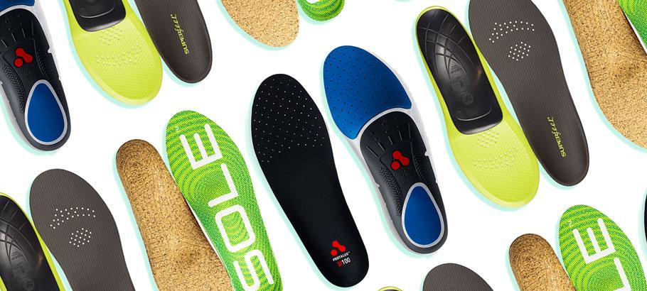 Съществува огромно разнообразие от стелки за обувки
