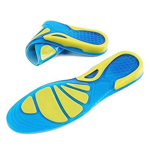 Омекотяващи стелки за обувки от гел