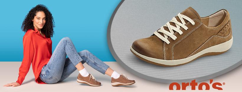 Ортопедични обувки от магазини Orto's - есен 2019