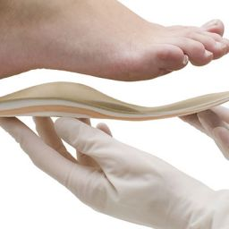 Вземане на мярка за ортопедични стелки