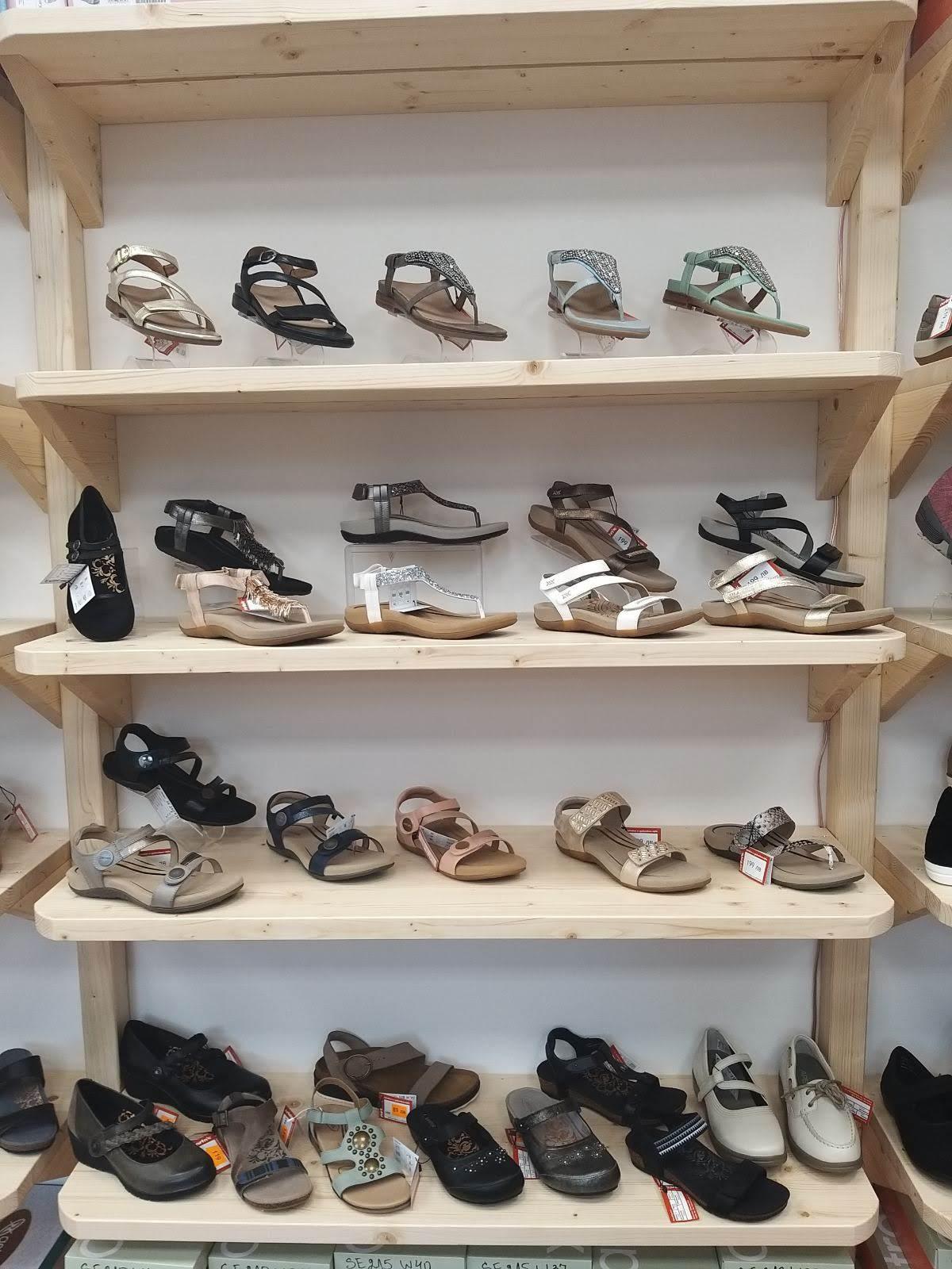 Магазин Orto's, Пловдив ортопедични сандали