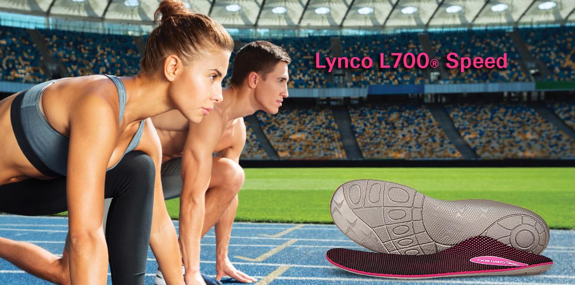 Спортни ортопедични стелки L700 Speed