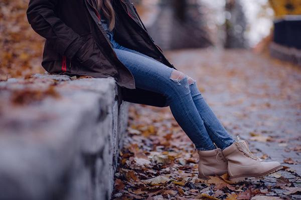 Стъпалата преди зимата