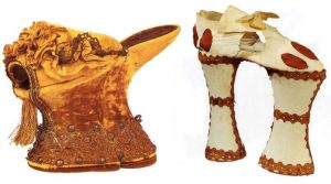 венециански средновековни обувки