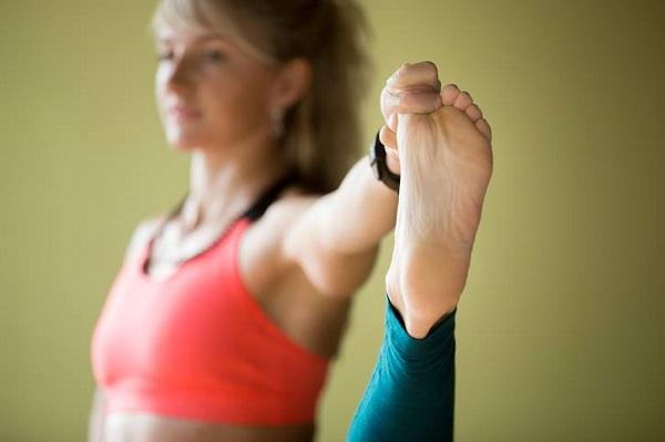 Упражнения подвижност на стъпалата