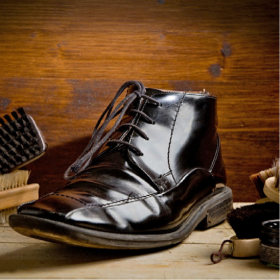 Грижа за обувките