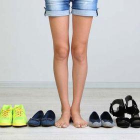 Как да изберете правилните обувки за себе си и за вашите деца
